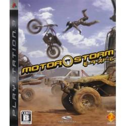 PS3 MOTORSTORM (IMPORT JAP) - Jeux PS3 au prix de 3,95€