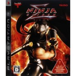 PS3 NINJA GAIDEN SIGMA (IMPORT JAP) - Jeux PS3 au prix de 6,95€