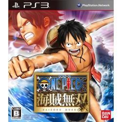 PS3 ONE PIECE PIRATE WARRIORS (IMPORT JAP) - Jeux PS3 au prix de 2,95€
