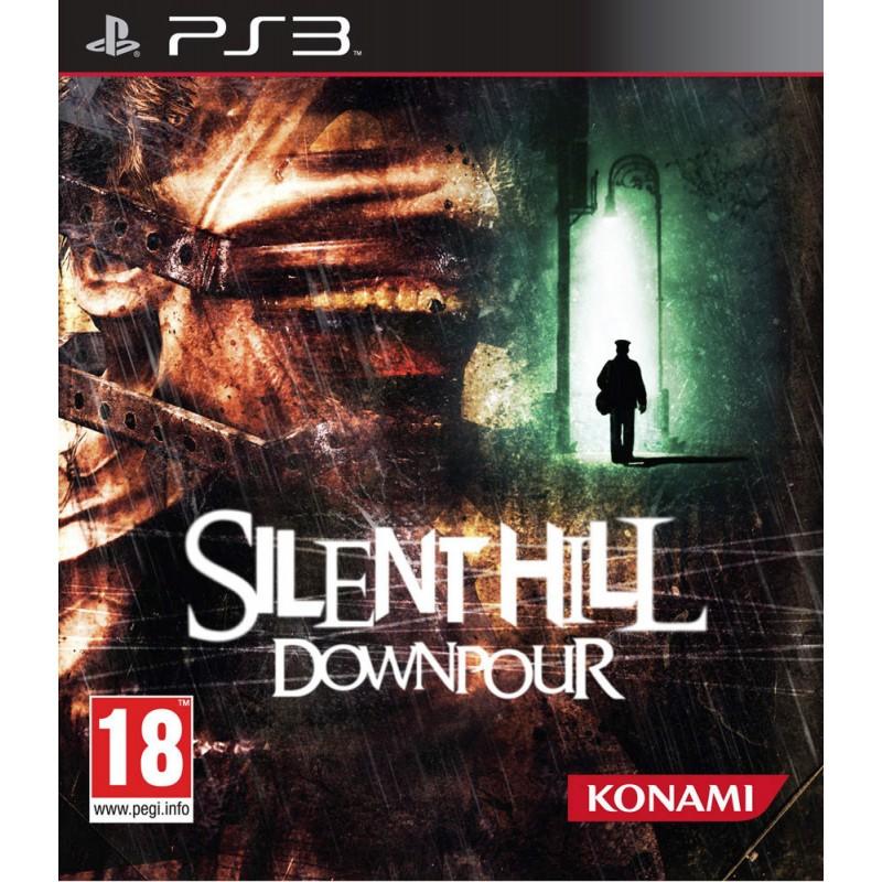PS3 SILENT HILL DOWNPOUR - Jeux PS3 au prix de 24,95€