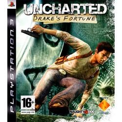 PS3 UNCHARTED DRAKE S FORTUNE - Jeux PS3 au prix de 4,95€