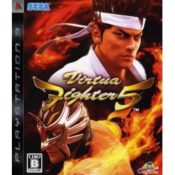 PS3 VIRTUA FIGHTER 5 (IMPORT JAP) - Jeux PS3 au prix de 5,95€