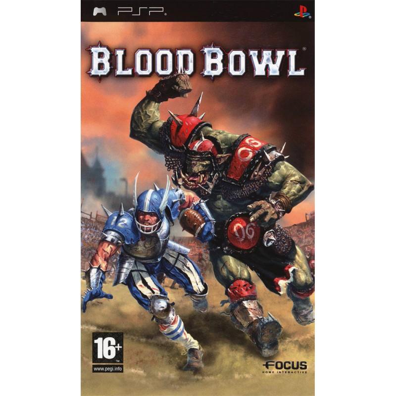 PSP BLOOD BOWL - Jeux PSP au prix de 9,95€