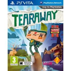 PSV TEARAWAY - Jeux PS Vita au prix de 14,95€