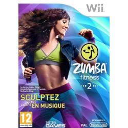 WII ZUMBA FITNESS 2 - Jeux Wii au prix de 4,95€