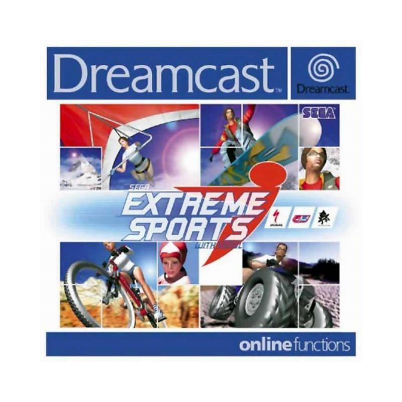 DC EXTREME SPORTS - Jeux Dreamcast au prix de 14,95€