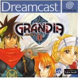 DC GRANDIA 2 (SANS NOTICE) - Jeux Dreamcast au prix de 29,95€