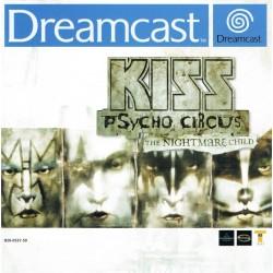 DC KISS PSYCHO CIRCUS THE NIGHTMARE CHILD - Jeux Dreamcast au prix de 24,95€