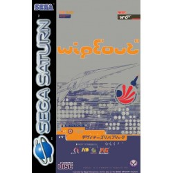 SAT WIPEOUT - Jeux Saturn au prix de 14,95€