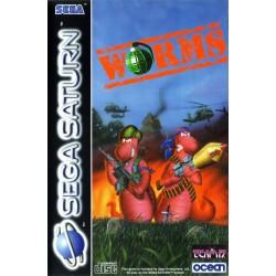 SAT WORMS - Jeux Saturn au prix de 9,95€