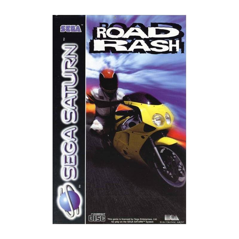 SAT ROAD RASH (SANS NOTICE) - Jeux Saturn au prix de 14,95€