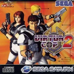 SAT VIRTUA COP 2 - Jeux Saturn au prix de 9,95€