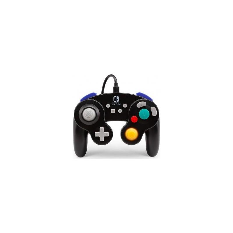 MANETTE GAMECUBE SWITCH NOIRE POWER A - Accessoires Switch au prix de 24,95€