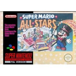 SN SUPER MARIO ALL STARS - Jeux Super NES au prix de 44,95€