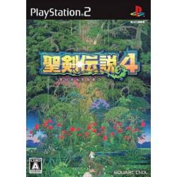 PS2 DAWN OF MANA - SEIKEN DENSETSU 4 (IMPORT JAP) - Jeux PS2 au prix de 12,95€