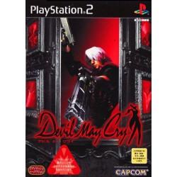 PS2 DEVIL MAY CRY (IMPORT JAP) - Jeux PS2 au prix de 7,95€