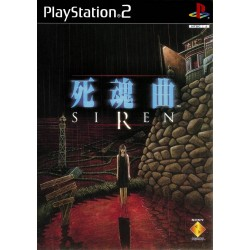 PS2 FORBIDDEN SIREN (IMPORT JAP) - Jeux PS2 au prix de 9,95€