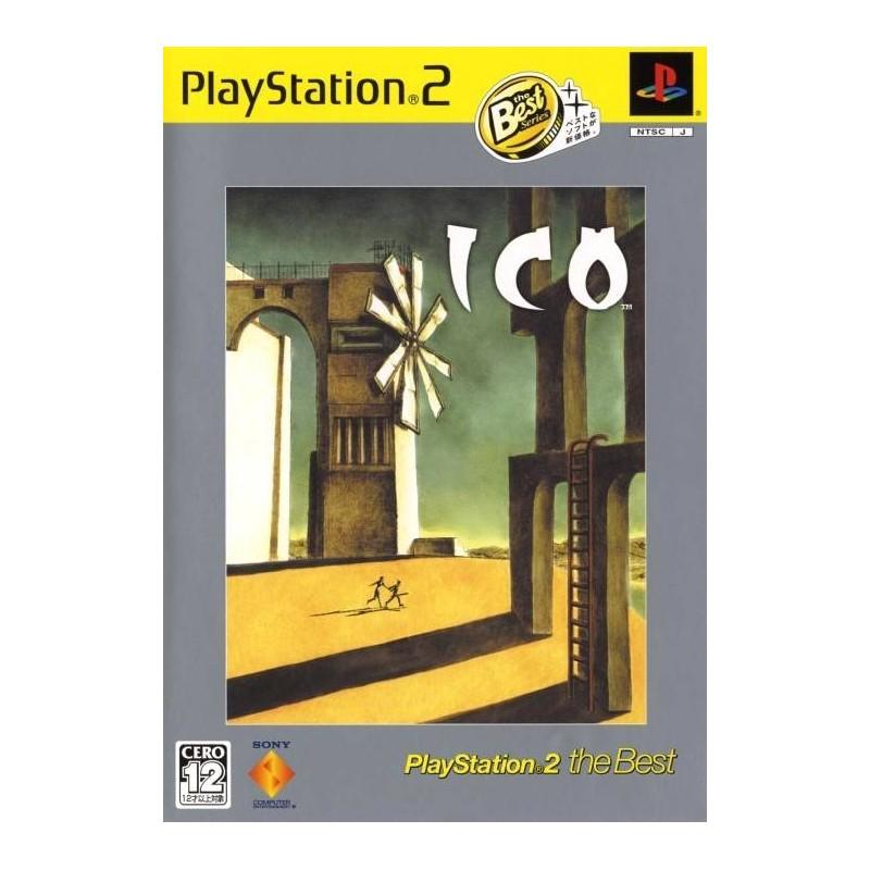 PS2 ICO PLATINIUM (IMPORT JAP) - Jeux PS2 au prix de 7,95€