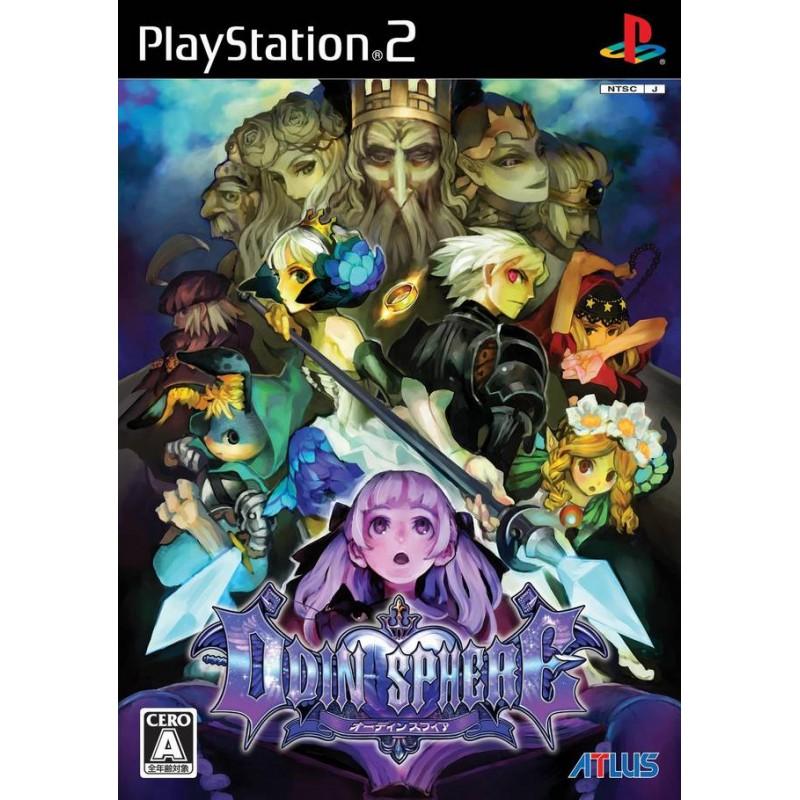 PS2 ODIN SPHERE (IMPORT JAP) - Jeux PS2 au prix de 9,95€