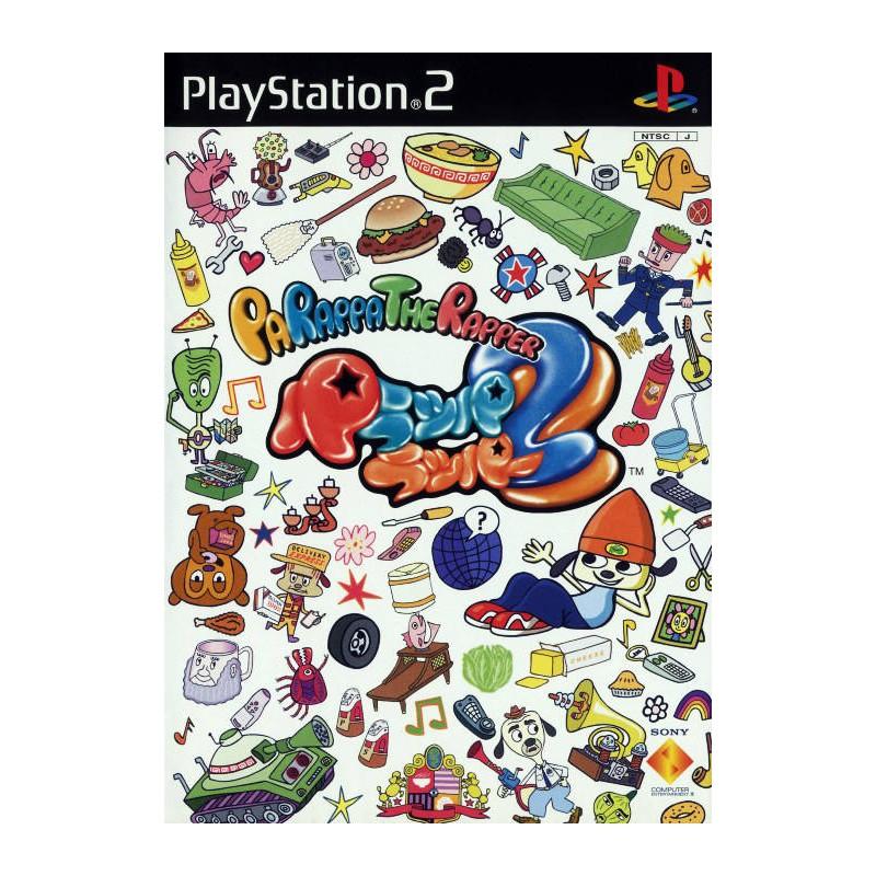 PS2 PARAPPA THE RAPPER 2 (IMPORT JAP) - Jeux PS2 au prix de 7,95€