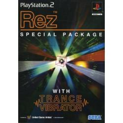 PS2 REZ SPECIAL PACKAGE (IMPORT JAP) - Jeux PS2 au prix de 59,95€