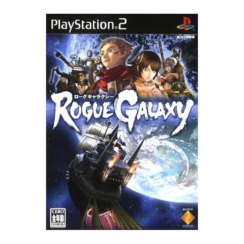 PS2 ROGUE GALAXY (IMPORT JAP) - Jeux PS2 au prix de 7,95€