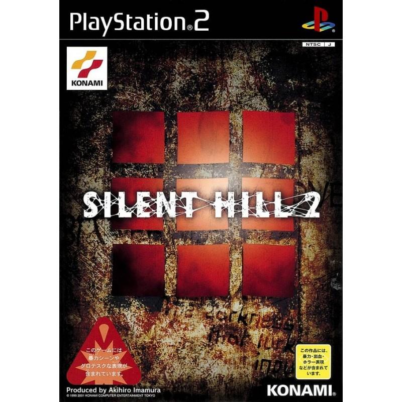 PS2 SILENT HILL 2 (IMPORT JAP) - Jeux PS2 au prix de 9,95€