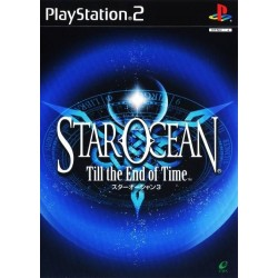 PS2 STAR OCEAN TILL THE END OF TIME (IMPORT JAP) - Jeux PS2 au prix de 7,95 €
