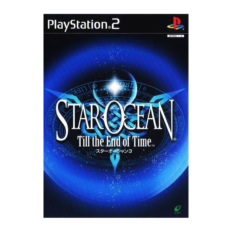 PS2 STAR OCEAN TILL THE END OF TIME (IMPORT JAP) - Jeux PS2 au prix de 7,95€