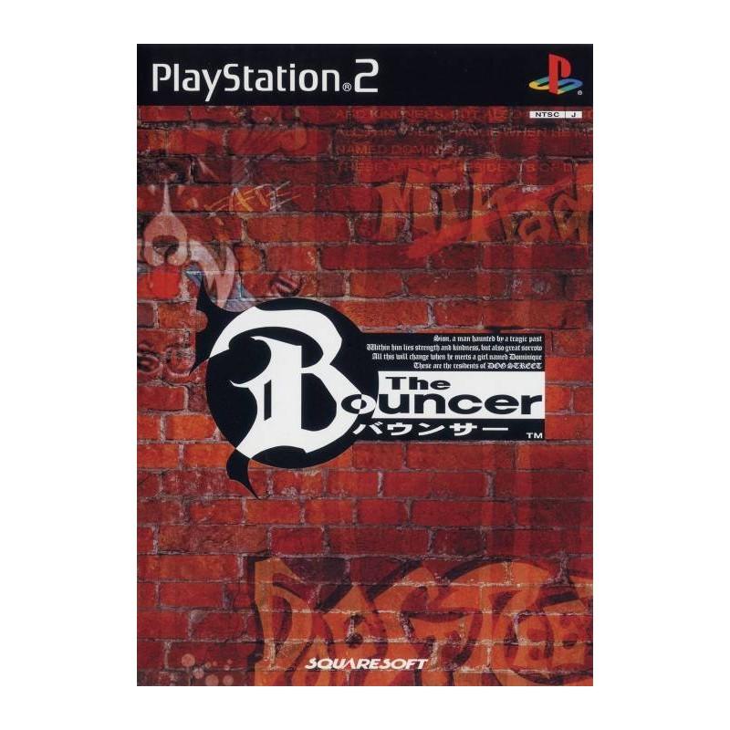 PS2 THE BOUNCER (IMPORT JAP) - Jeux PS2 au prix de 7,95€