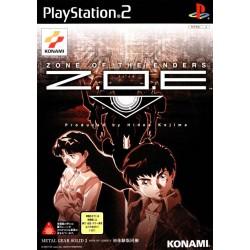 PS2 ZONE OF THE ENDERS (IMPORT JAP) - Jeux PS2 au prix de 9,95€