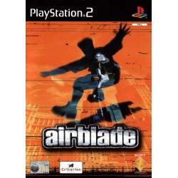 PS2 AIRBLADE - Jeux PS2 au prix de 2,95€
