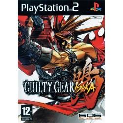 PS2 GUILTY GEAR ISUKA - Jeux PS2 au prix de 12,95€