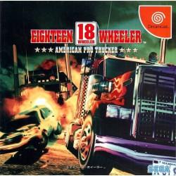DC 18 WHEELER (IMPORT JAP) - Jeux Dreamcast au prix de 9,95€