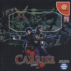 DC CARRIER (IMPORT JAP) - Jeux Dreamcast au prix de 9,95€