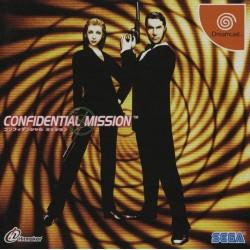 DC CONFIDENTIAL MISSION (IMPORT JAP) - Jeux Dreamcast au prix de 19,95€