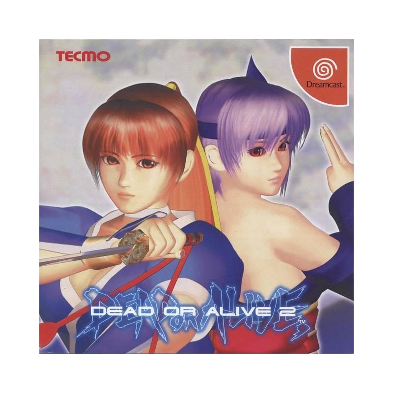 DC DEAD OR ALIVE 2 (IMPORT JAP) - Jeux Dreamcast au prix de 14,95€