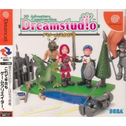 DC DREAMSTUDIO (IMPORT JAP) - Jeux Dreamcast au prix de 9,95€