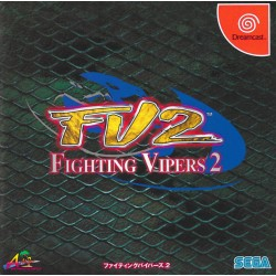 DC FIGHTING VIPERS 2 (IMPORT JAP) - Jeux Dreamcast au prix de 29,95 €