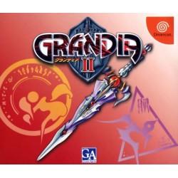 DC GRANDIA II (IMPORT JAP) - Jeux Dreamcast au prix de 14,95€