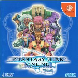 DC PHANTASY STAR ONLINE VER 2 (IMPORT JAP) - Jeux Dreamcast au prix de 9,95€