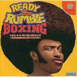 DC READY 2 RUMBLE BOXING (IMPORT JAP) - Jeux Dreamcast au prix de 9,95€