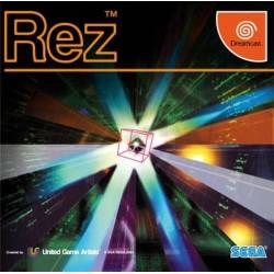 DC REZ (IMPORT JAP) - Jeux Dreamcast au prix de 59,95€