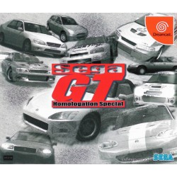 DC SEGA GT (IMPORT JAP) - Jeux Dreamcast au prix de 9,95€