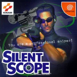 DC SILENT SCOPE (IMPORT JAP) - Jeux Dreamcast au prix de 9,95 €