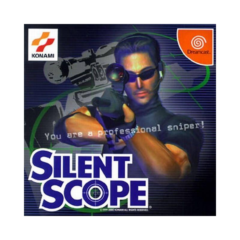 DC SILENT SCOPE (IMPORT JAP) - Jeux Dreamcast au prix de 9,95€