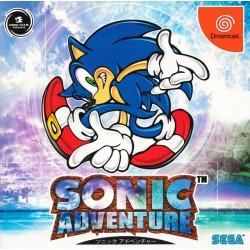 DC SONIC ADVENTURE (IMPORT JAP) - Jeux Dreamcast au prix de 14,95€