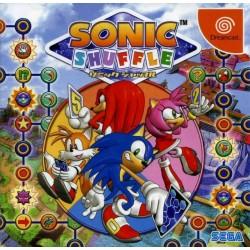 DC SONIC SHUFFLE (IMPORT JAP) - Jeux Dreamcast au prix de 19,95€