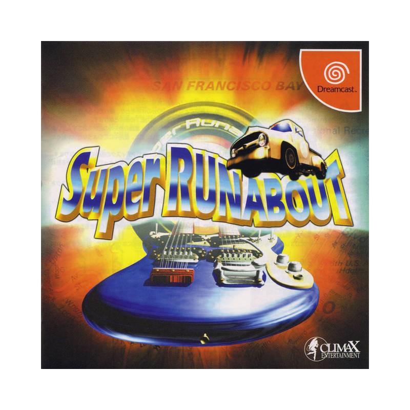 DC SUPER RUNABOUT (IMPORT JAP) - Jeux Dreamcast au prix de 9,95€