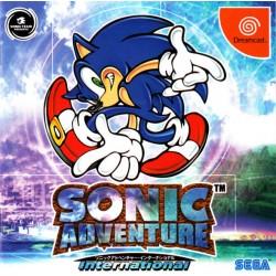 DC SONIC ADVENTURE INTERNATIONAL (IMPORT JAP) - Jeux Dreamcast au prix de 12,95€